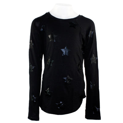 Long Sleeve with Foil Star