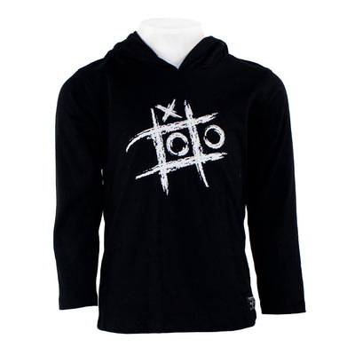 XO Hooded Sweatshirt