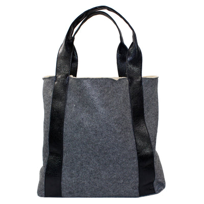 Flannel Bag Gry