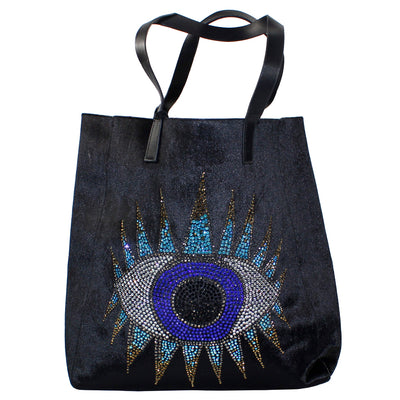 Crystal Eye Tote