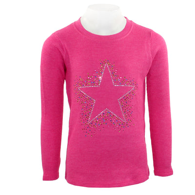 Long Sleeve Thermal with Multiple Stars