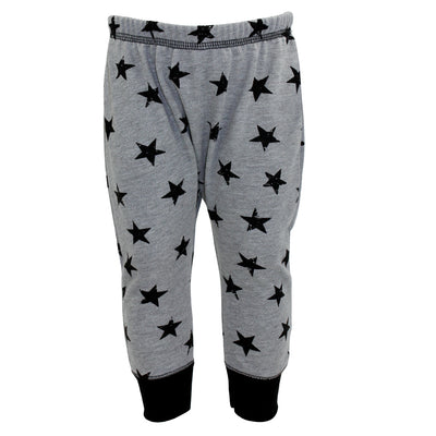 Harem Pant Star Fleece