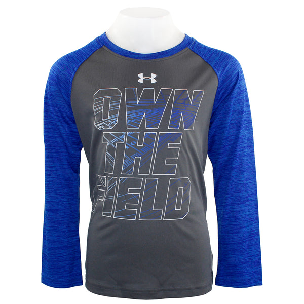 Own The Field Raglan