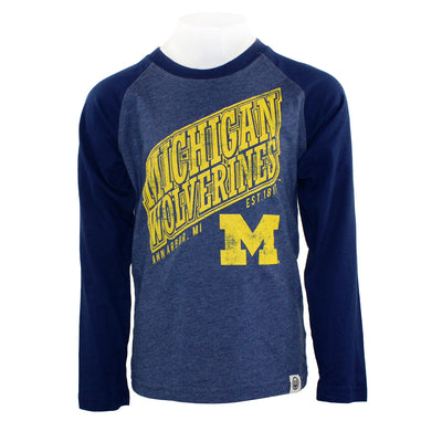 Michigan Raglan