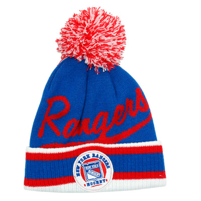 Rangers Hat - Fits Sizes 8-20