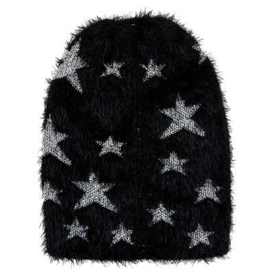 Slouchy Star Hat - Fits Sizes OSF