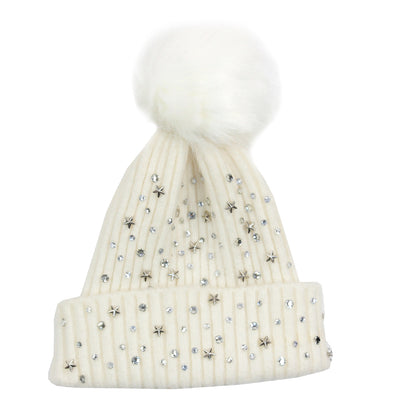 Rhinestone Hat - Fits Sizes 7-14 and Juniors
