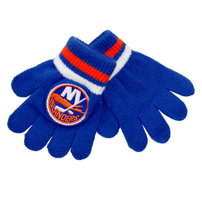 Islanders Glove - Fits Sizes 4-7