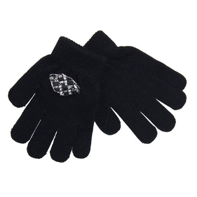 Lips Patch Gloves - Fits Sizes 7-14