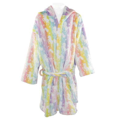 Rainbow Unicorn Plush Robe