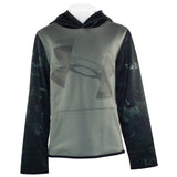 Armour Fleece Highlight Sleeve Hoody
