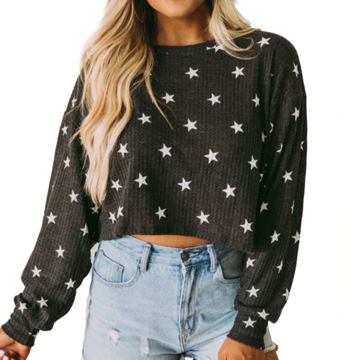 Star French Terry Sweatshirt