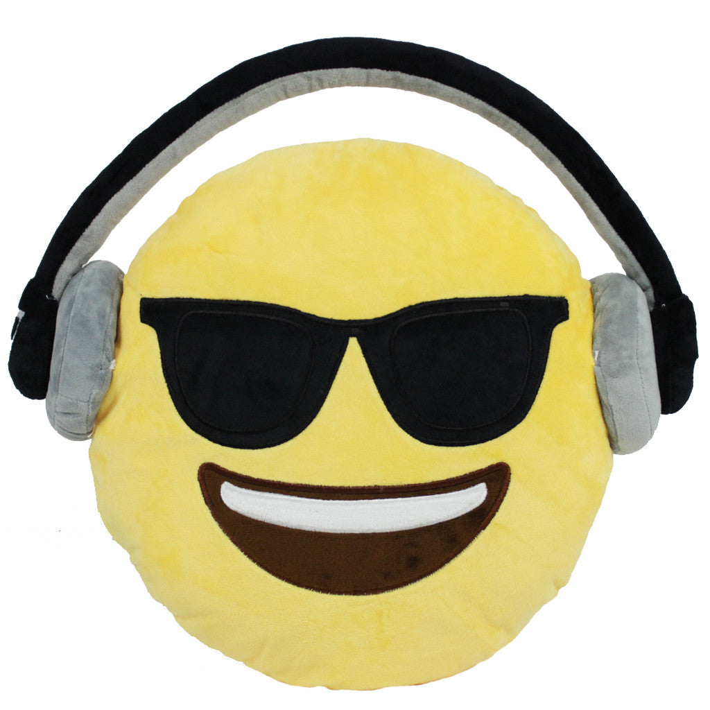 Emojicon Music Pillow
