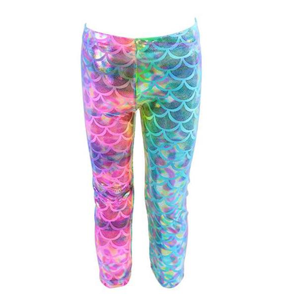 Mermaid Foil Legging