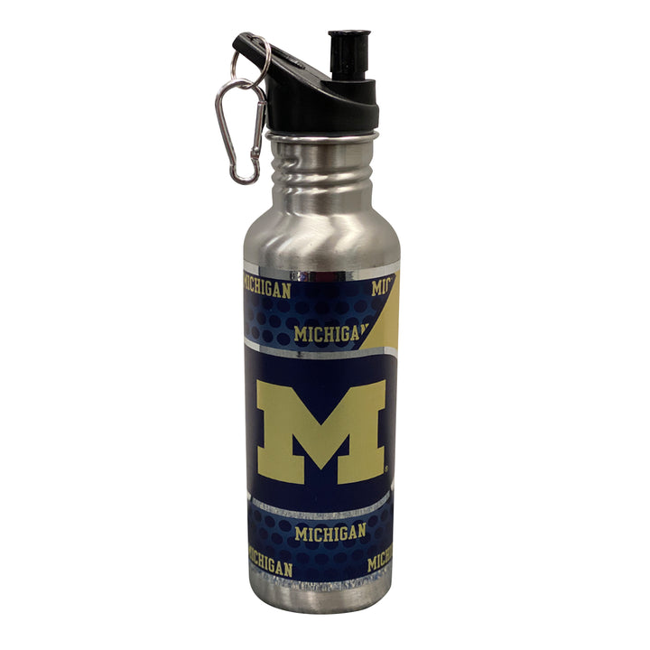 University Michigan Water Bottle