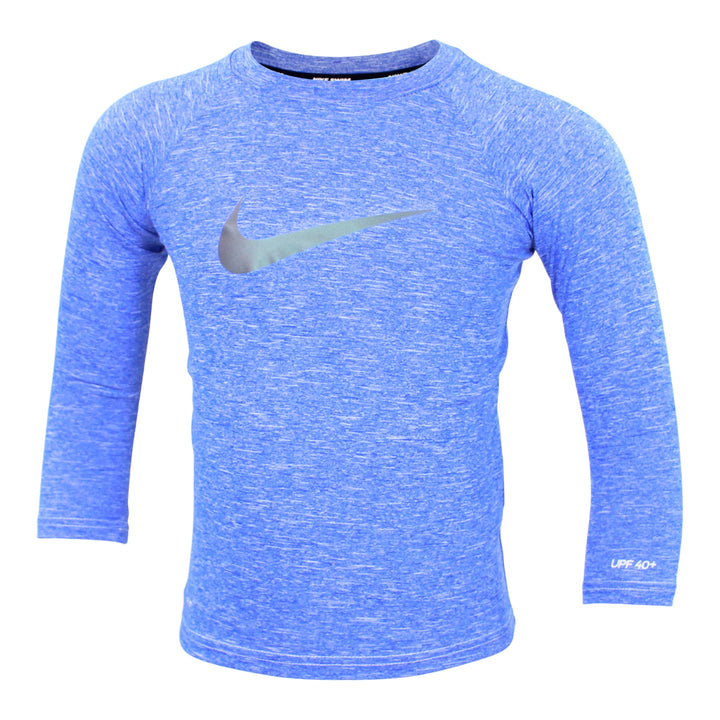 Long Sleeve Heather Rashguard