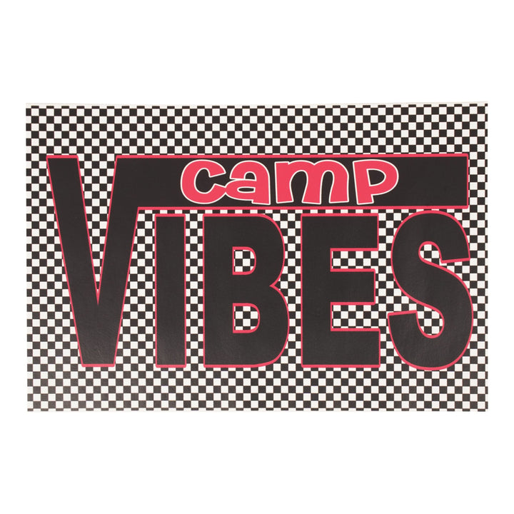 Camp Vibes Postcard