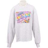 Crew Sweatshirt with LOL Candy Patch