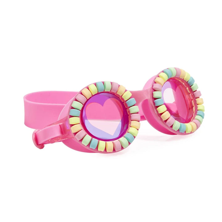 Pool Jewel Candy Necklace Goggles