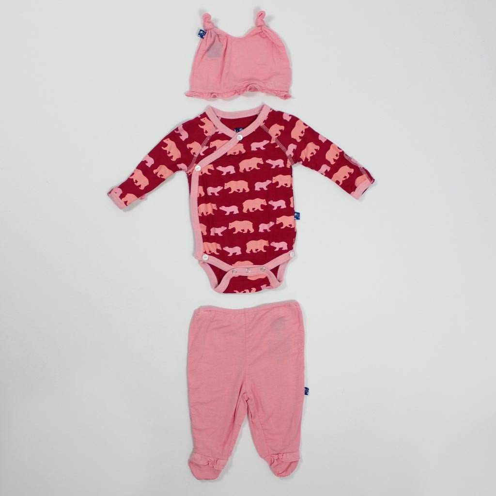 Bear 3pc Set Take Home