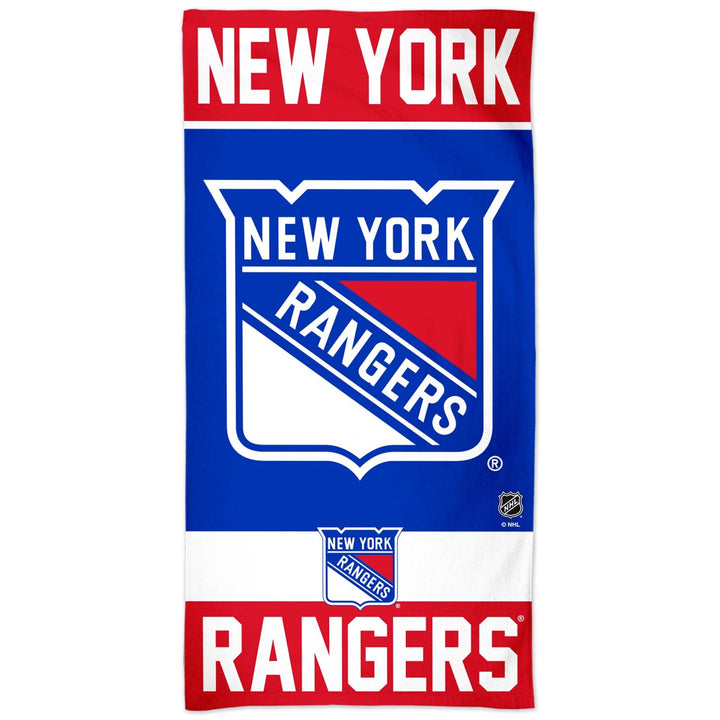 Rangers Beach Towel