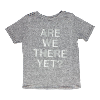 Are We There Yet Tee