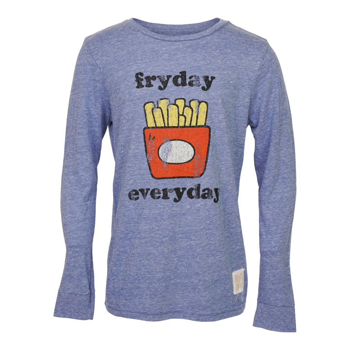 Fry Day Everyday Long Sleeve Tee