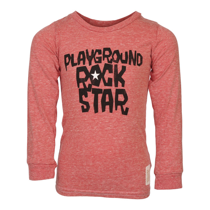 Playground Rock Star Long Sleeve Tee