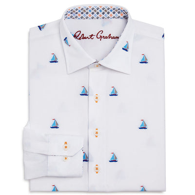 Sail Away Sport Shirt