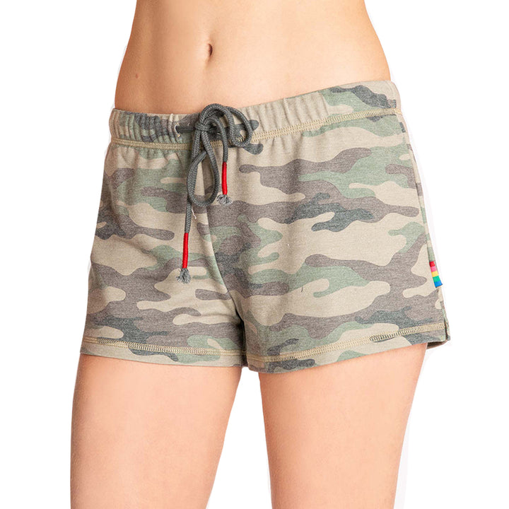 Kind Is Cool Camo Lounge Short