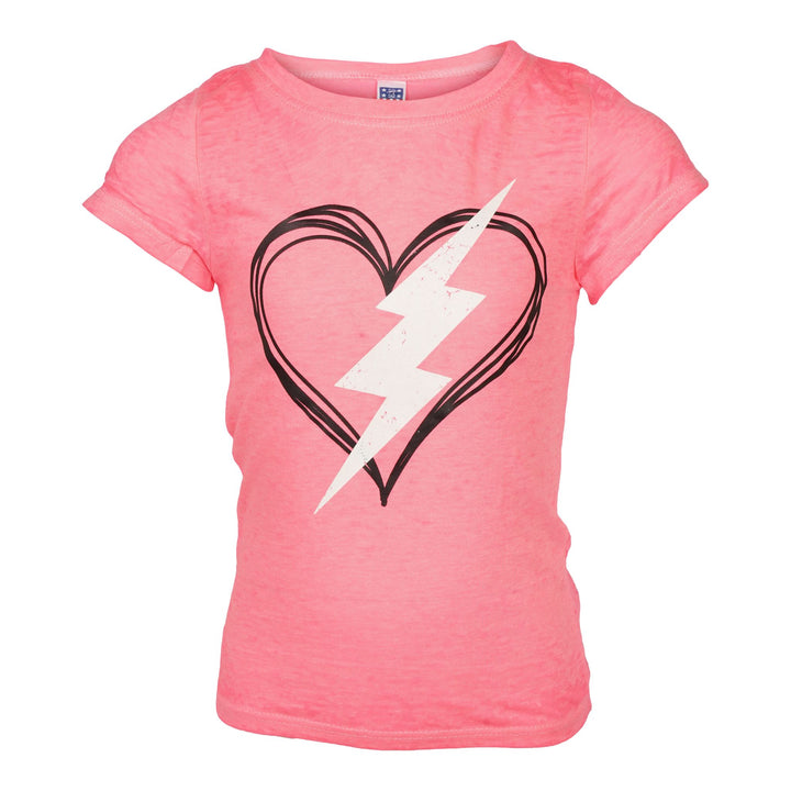 Bolt In Heart Tee