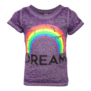 Rainbow Dream Short Sleeve Tee