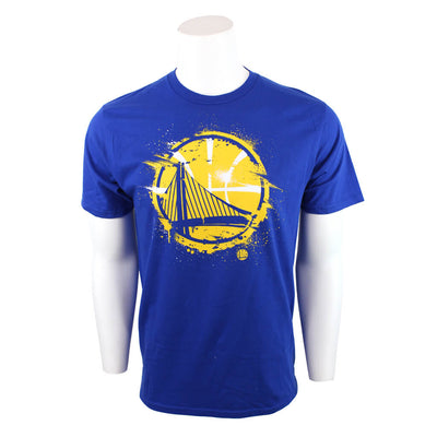 Warriors Splatter Logo