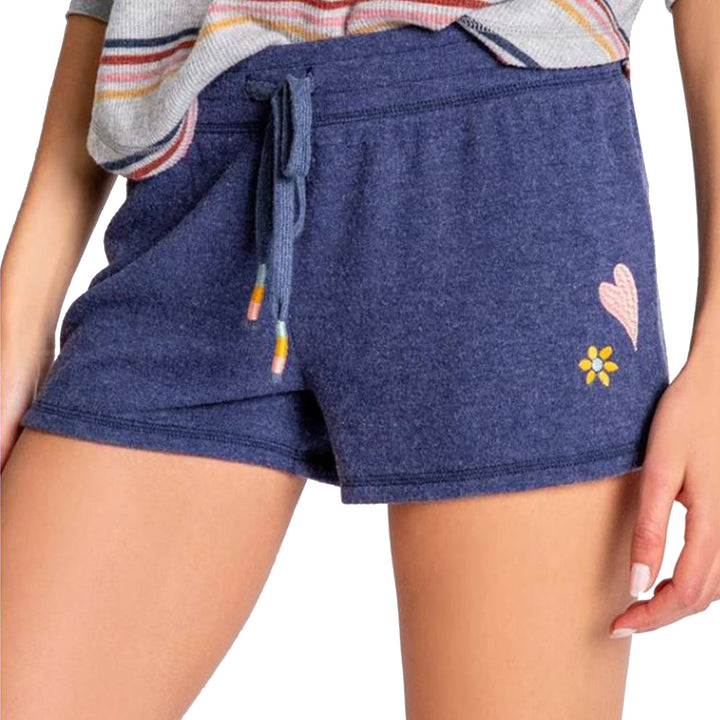 Embroidered Short Revival