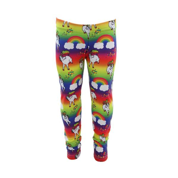 Rainbow Unicorn Legging