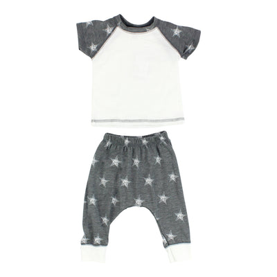 Two Piece Set Raglan
