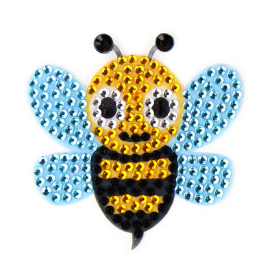 Buzzy Bee Two Inch Sticker