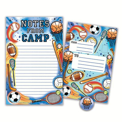 Notes From Camp Sport