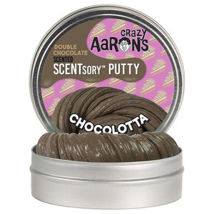Chocolotta Scented Putty