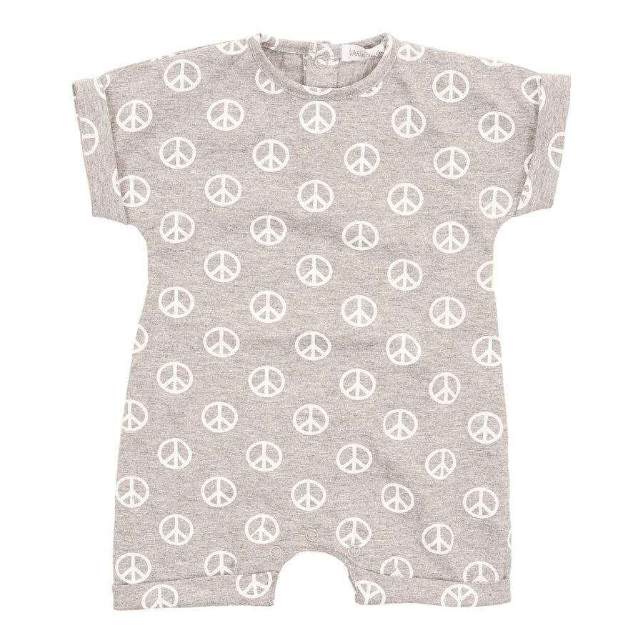 Romper with Peace Sign