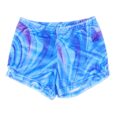 Blue Spiral Lounge Short