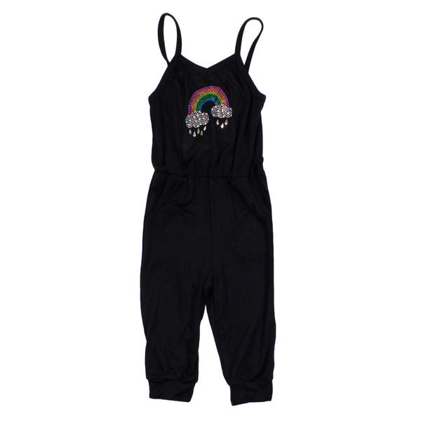 Jumpsuit with New Rainbow