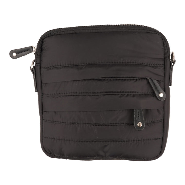 Crossbody iPad Puffer Nylon
