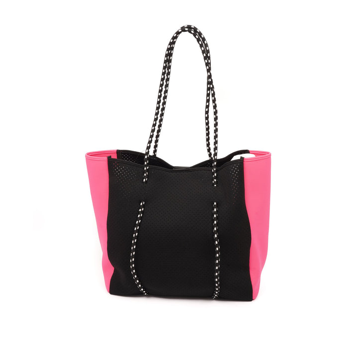 Tote Neoprene w Perforated Detail Rip Cord