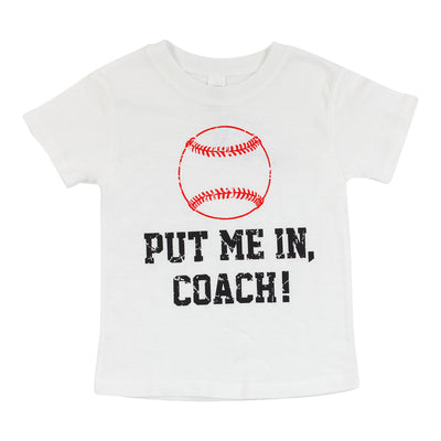 Short Sleeve Tee Put Me In Coach