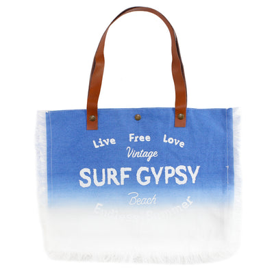 Surf Gypsy Vintage Beach Bag