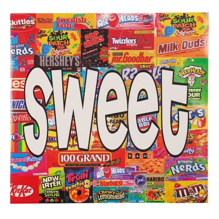 Sweet Candy Sticker 4inch