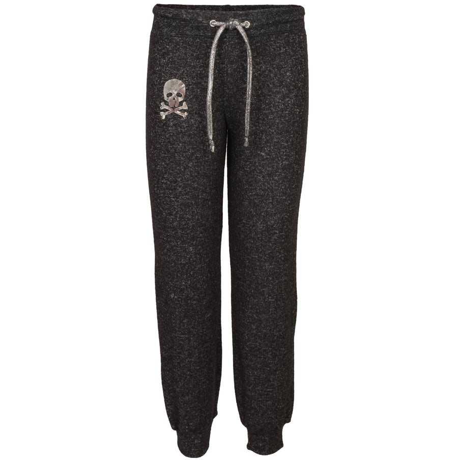 Sweatpant with Silver Tie