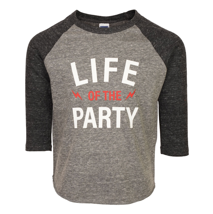 Life Of The Party Raglan