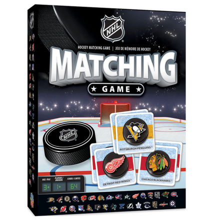 NHL Match Up Game